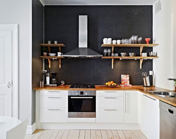 7 desain kitchen set untuk rumah minimalis 7
