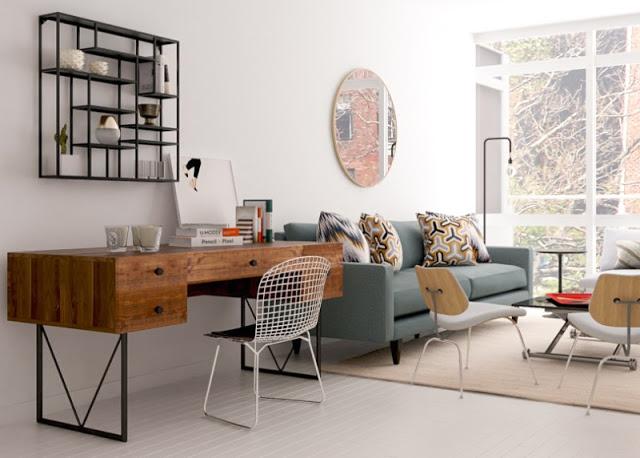 8 tips desain ruang kerja masa kini untuk kaum milenial