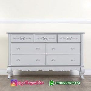 Drawer Minimalis Klasik Amora