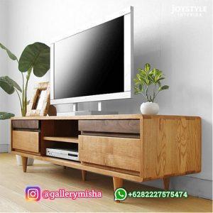 Meja Bufet TV Retro