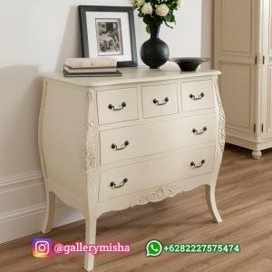 Nakas Bombai French Furniture 4 Laci