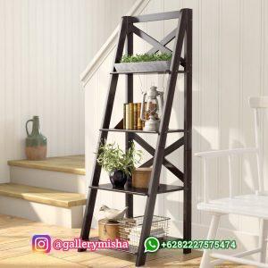 Rak Pajangan Kayu Jati Furniture