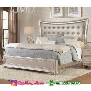 Tempat Tidur Elegan Minimalis