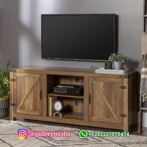 Tv Stand Jati Reclaimed
