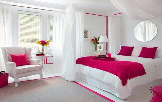 4 tips simpel desain kamar tidur ukuran kecil 2