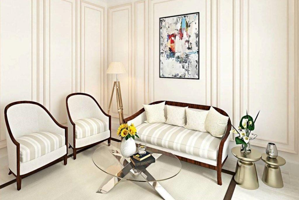 inspirasi desain interior ruang tamu sederhana yang elegan 607c1df4140a5