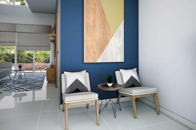 desain interior ruang tamu 7