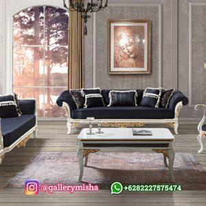 Kursi Sofa Chester Mewah Luxury