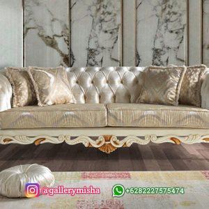 Kursi Tamu Sofa Mewah Chester Takimi