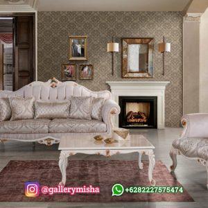 Kursi Tamu Sofa Mewah Klasik Panama