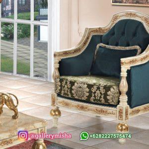 Kursi Tamu Sofa Mewah Lolita