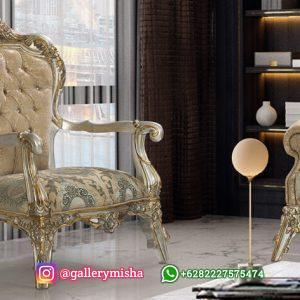Sofa Mewah Klasik Odesa