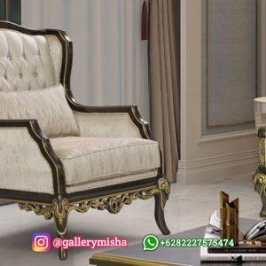 Sofa Mewah Klasik Sarah