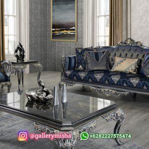 Sofa Ruang Tamu Mewah Maria