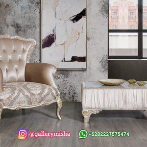 Sofa Ruang Tamu Mewah Salsa