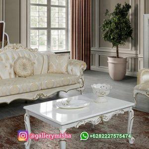 Sofa Tamu Mewah Klasik Yessi