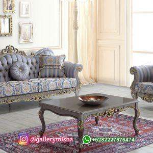 Sofa Tamu Mewah Serena Modern