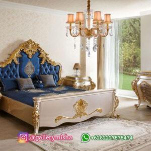 Set Tempat Tidur Mewah Alendra