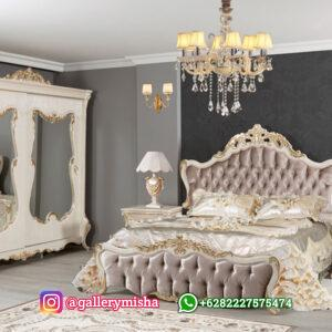 Set Tempat Tidur Mewah Avanos